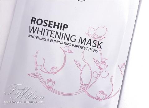 Oslee Rosehip Whitening Mask