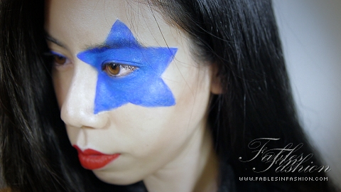 Book of Fables: Chapter 7 - Blue Star (Rocker Chic Makeup Tutorial)