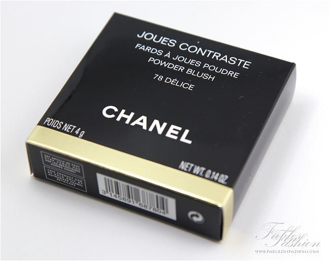 Chanel Powder Blush - 78 Delice
