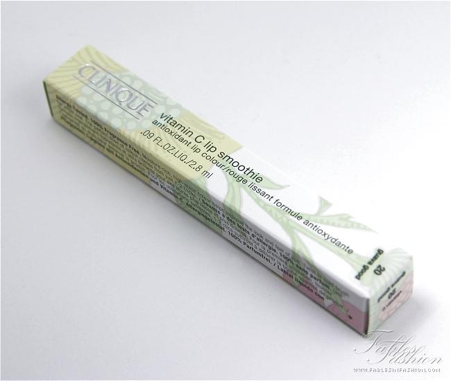 Clinique Vitamin C Lip Smoothie - Good Guava