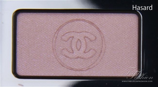 Chanel Fall 2013 Single Eyeshadows - Hasard