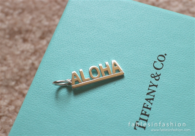 Travel Tiffany Charms ~ USA Edition