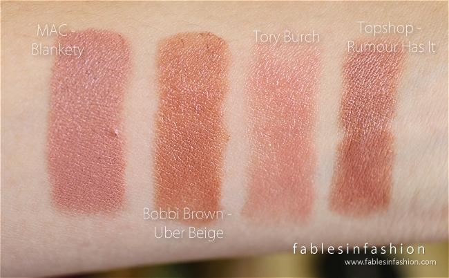 Tory Burch Makeup Line
