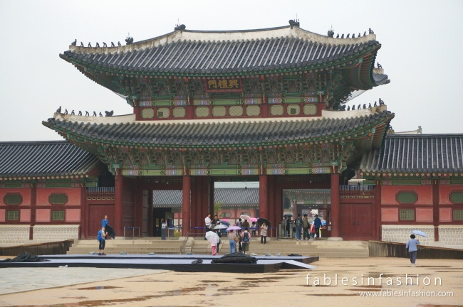 South Korea ~ Gyeongbok Palace