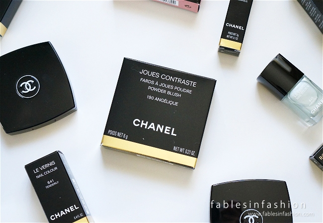 Chanel Reverie Parisienne Joues Contraste - 190 Angelique Review, Swatches and Photos