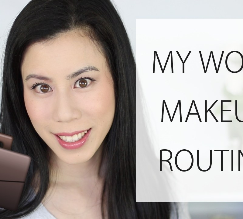 My Everyday Work Makeup Routine