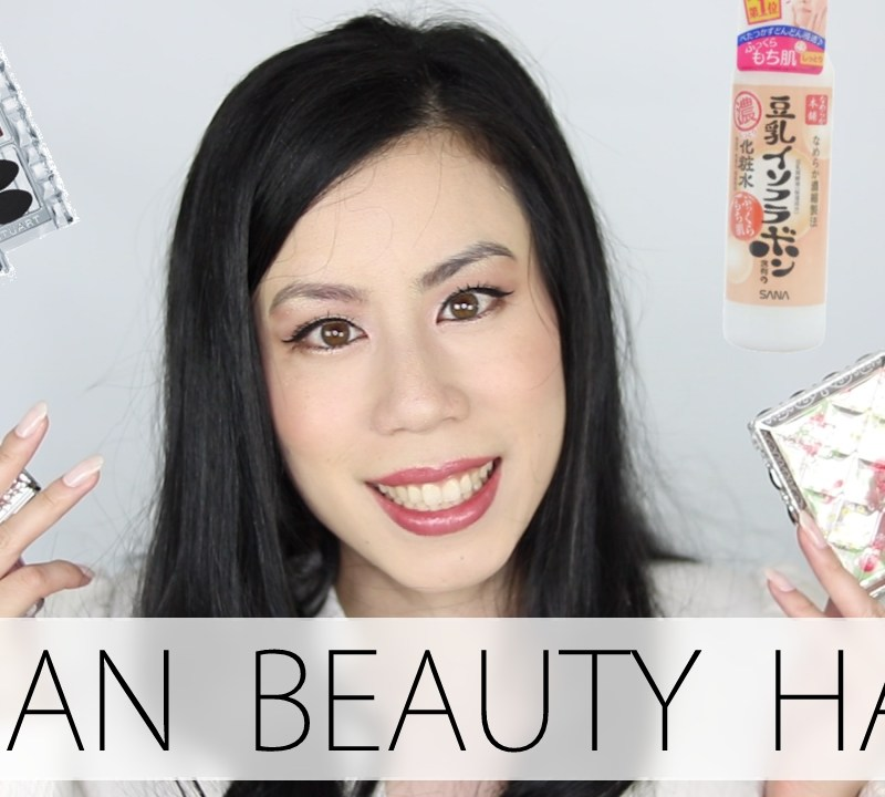 Huge Japan Beauty Haul