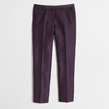 factory jacquard pants website