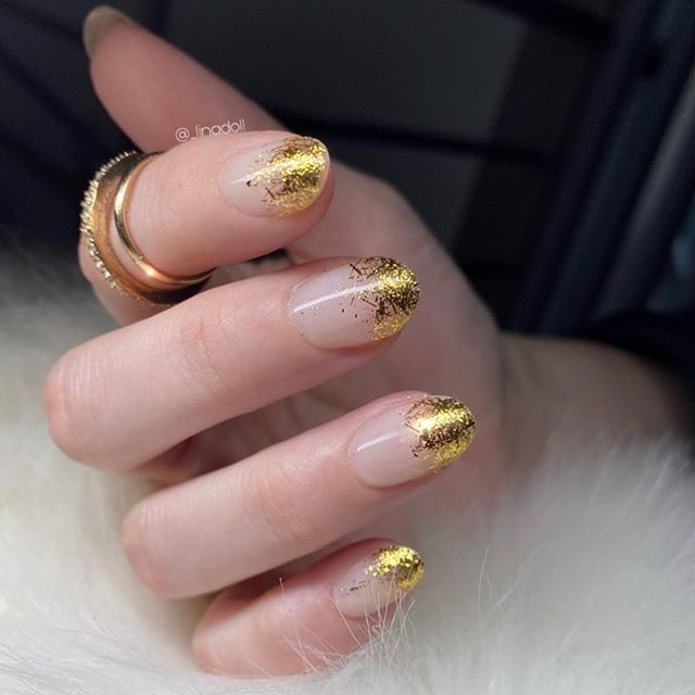 Gorgeous New Year S Eve Nail Art Ideas For Glam Looks