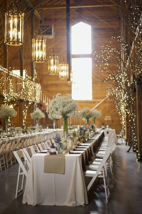 The Big White Barn Wedding Reception Areas At Victorian Veranda Country Inn Located In Lawrence Kansas