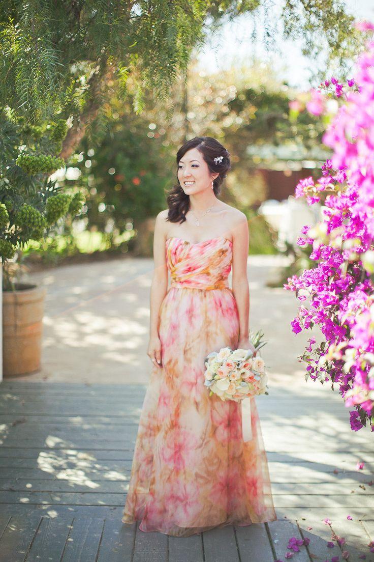orange bridesmaid dresses   fabmood.com