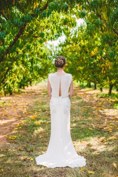 Fall Wedding in The Peach Orchard-5