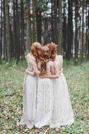Handmade wedding dresses for Fairy tale wedding | fabmood.com
