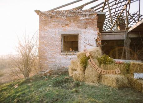 Simple wedding decor for Eco-friendly Natural,Boho Hippie Chic Wedding | fab mood