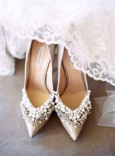 22 wedding shoes for bride - bride heels #weddingshoes #weddingheels #heels #shoes high heels