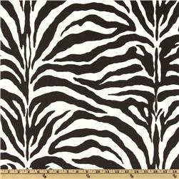 Zebra - Heavy Cotton Duck