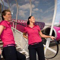 Wizz Air – Zboruri noi din București și Iași