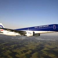 Air Moldova va suspenda zborurile București-Chișinău începând cu 28 februarie