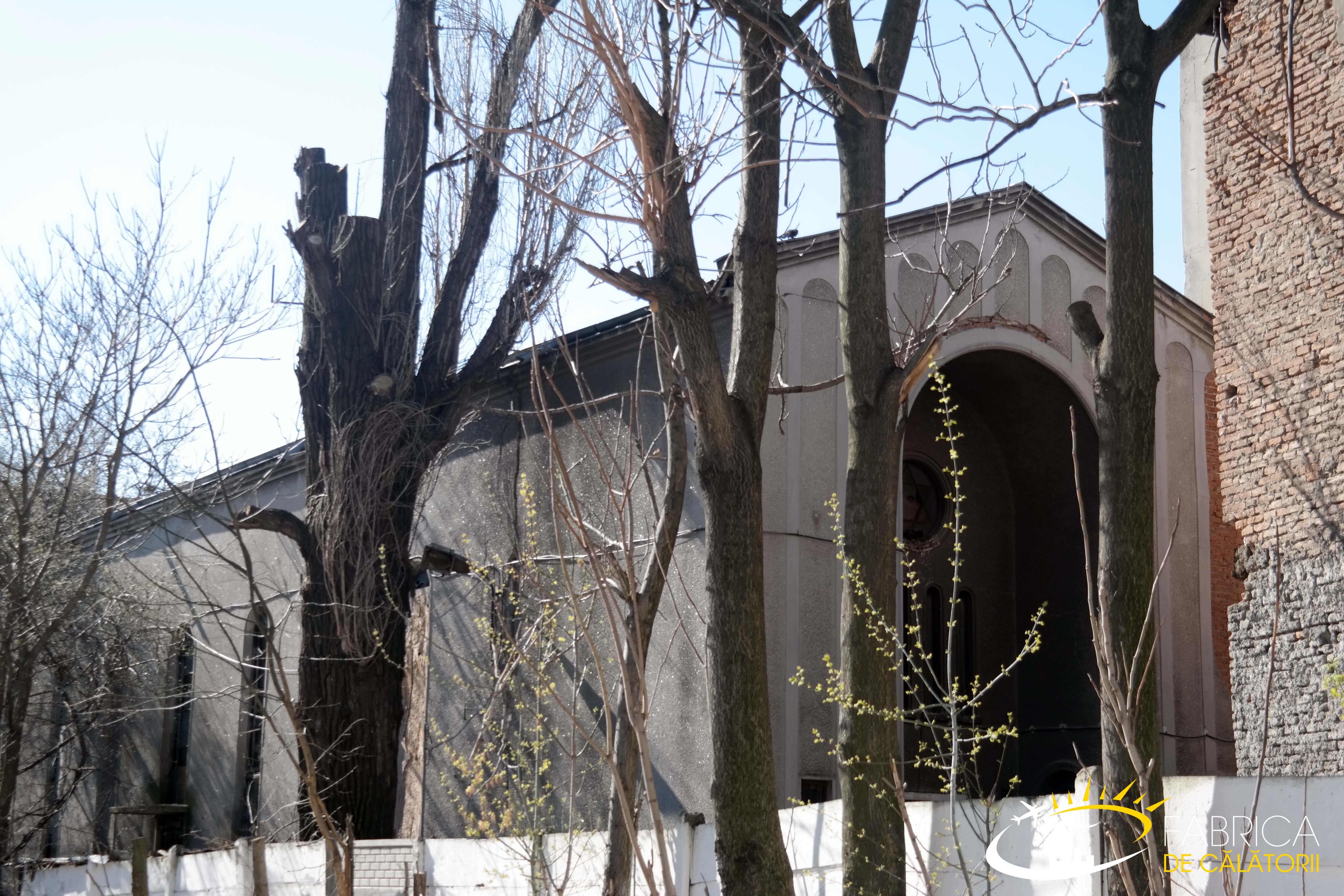 Sinagoga Calea Mosilor