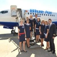 Rută nouă Blue Air: Torino – Bari