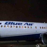 Noutăţi Blue Air: flota va creşte de la 15 la 20 de aeronave!