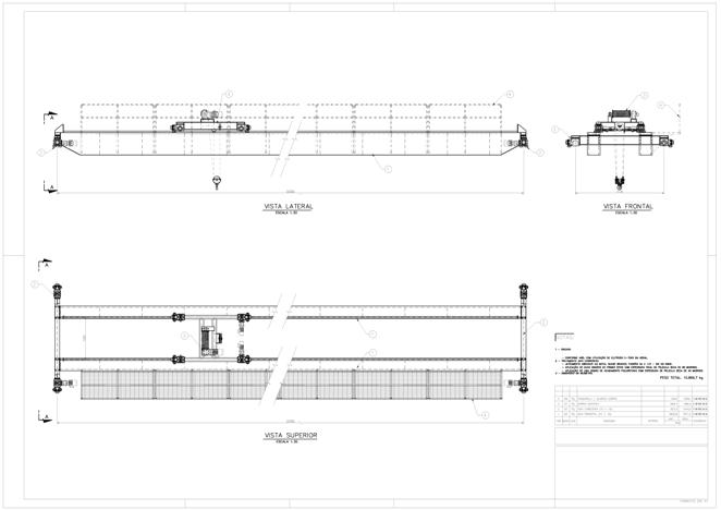 04 PMFP.05 Projeto Ponte rolante
