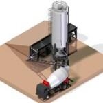 Projetos Mecânicos FP: Projeto de usina de concreto