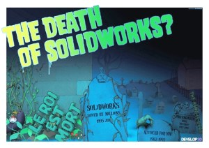 death of solidworks