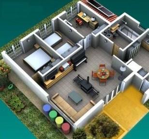 casa sustentavel 409x400