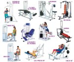 Projeto Solicitado [20 de janeiro de 2013] – Projeto de aparelhos de musculação para Academias