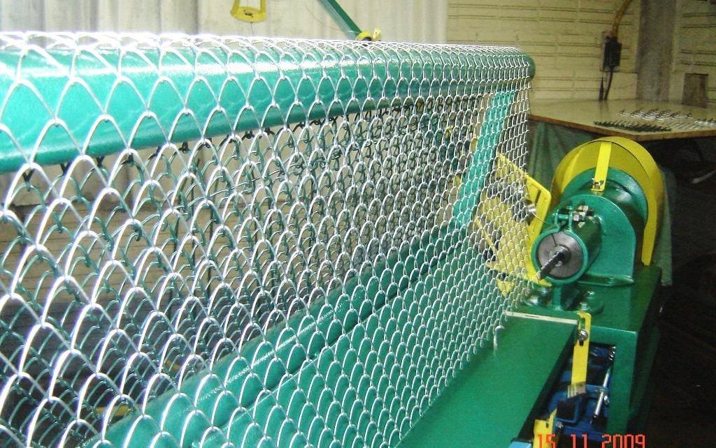 Projeto de maquina para fabricar telas de alambrado metal fio1