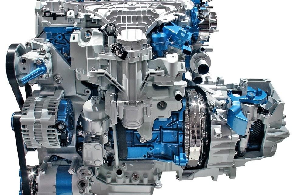motor diesel 2 0l tdci1