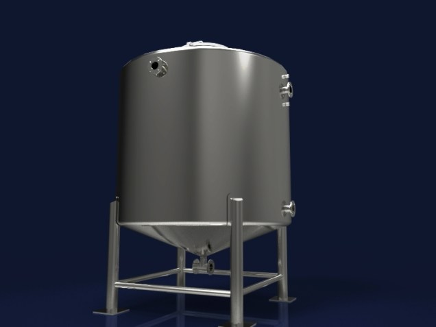 Stainless 5000 Ltr - 1