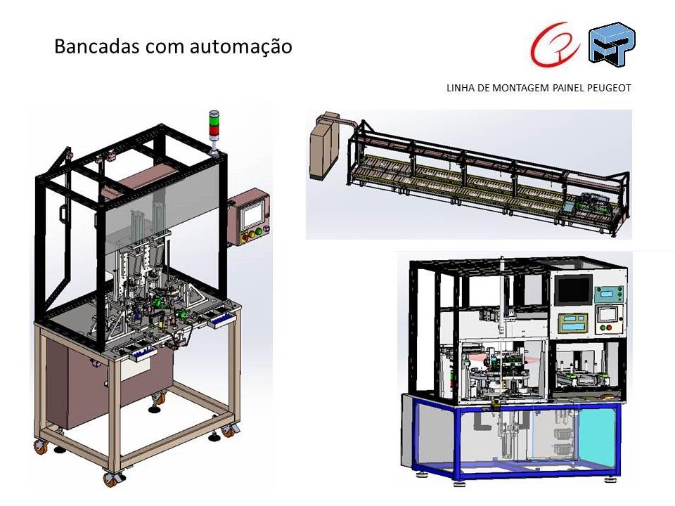 projeto completo automcao industrial e bancadas automatizadas fabricadoprojeto