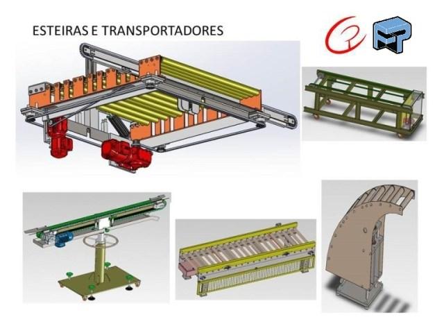 projetos mecanicos completos transportadores e esteiras fabricadoprojeto