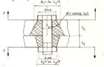 Cálculo de Parafuso de Alta Resistência com Acréscimo da Carga de Tração