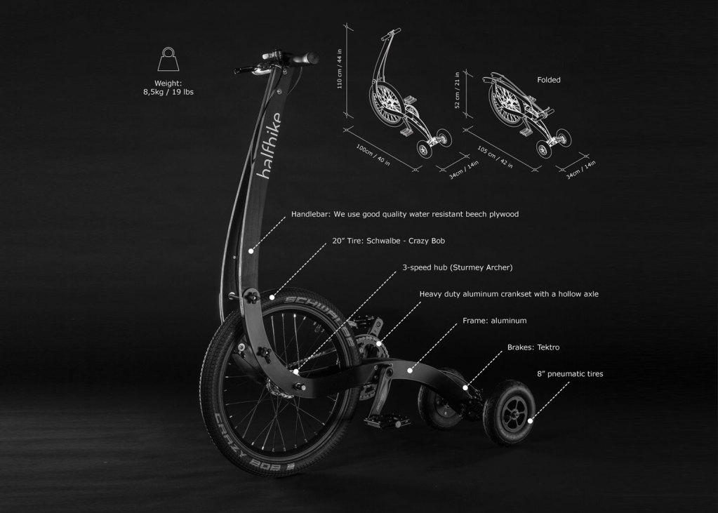 iReviews Halfbike 4
