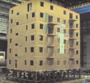 Simulador abalo sismico estrutural