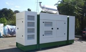 Projeto Mecanico Carenagem Grupo Gerador 1
