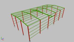 Projetos Fabrica do Projeto Estrutura Metalica