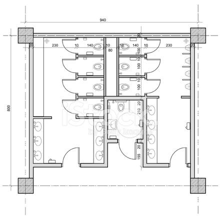 1621 banheiro público