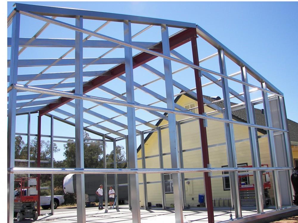 Projetos estrutura metalica 1