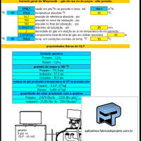 AFP.03.10212.0 glp calculo rede glp gas diametro comprimento