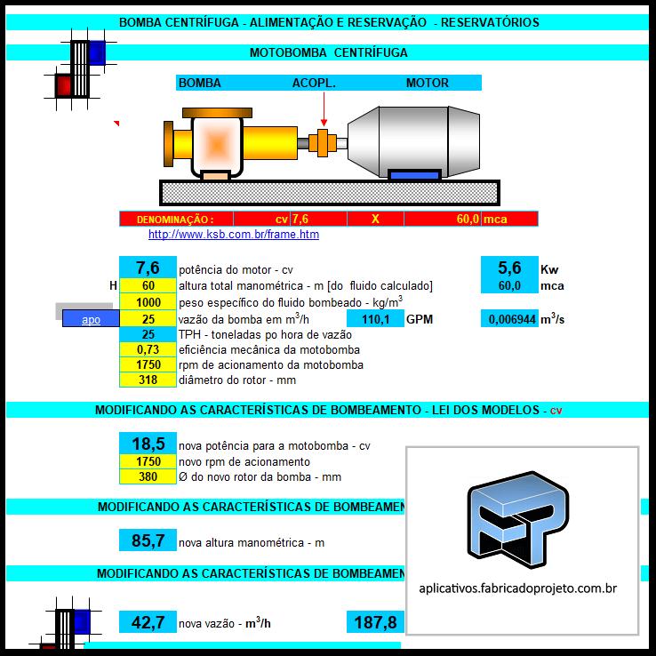 AFP.03.10222.0 cal apo dimensionamento bomba centrifuga recalque reservatorios 1
