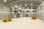 Projetos FP: Galpão industrial para logística