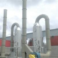 Projeto mecanico completo lavador de gases fabricadoprojeto