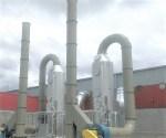 Projetos FP: Lavador de Gás via úmida