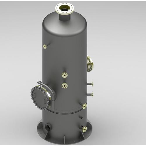projeto completo lavador de gases fabricadoprojeto