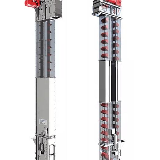 Projeto mecanico completo elevador de canecas