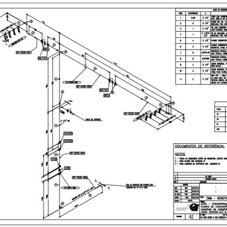 Projeto e desenho isometrico em tubulacoes industriais fabricadoprojeto